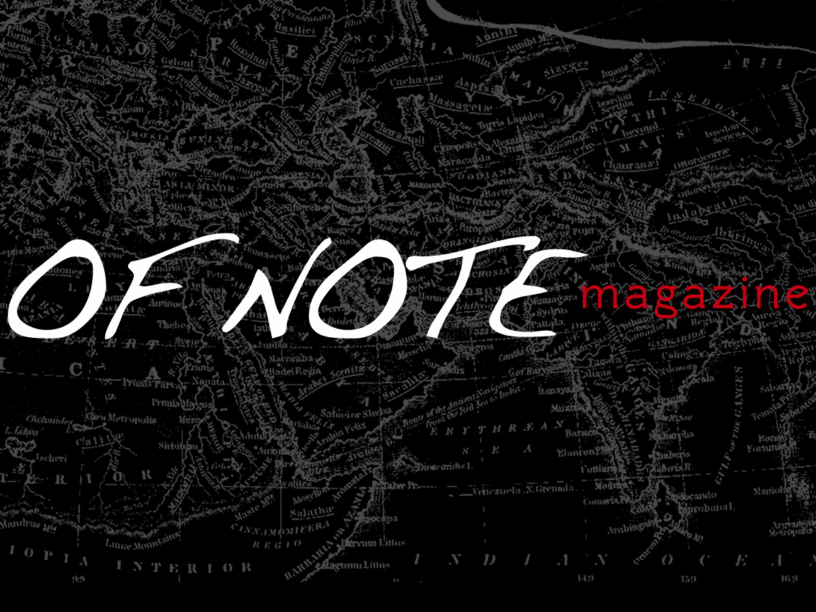 OF NOTE Logo